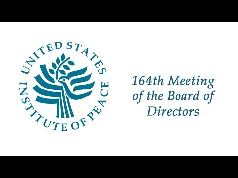 164th Meeting of the Board of Directors