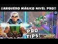 ¡ ¡ TIPS Y POSICIONAMIENTOS DEL ARQUERO MÁGICO ! !   KManuS88   Clash Royale