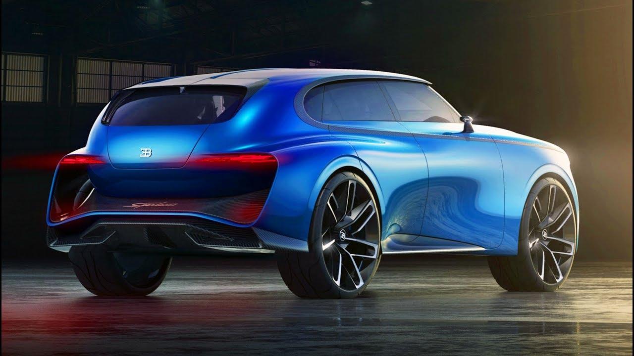 Bugatti Super SUV Spartacus - an amazing project by Sajdin Osmancevic