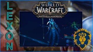 World of Warcraft: BfA #17 - Delfín BM Hunter - Dohánění restů před týdenním resetem (LS19/11/19)