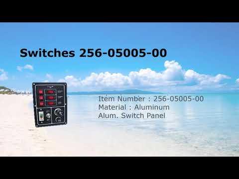 Switches/Supply marine hardware/boat accessory/Groundhog Marine Hardware