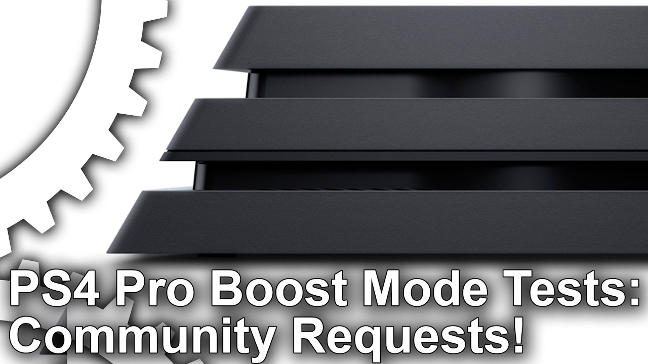 PS4 Pro boost mode: a game-changer for unpatched titles