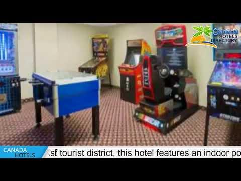 Ramada Hotel – Niagara Falls Fallsview - Niagara Falls Hotels, Canada