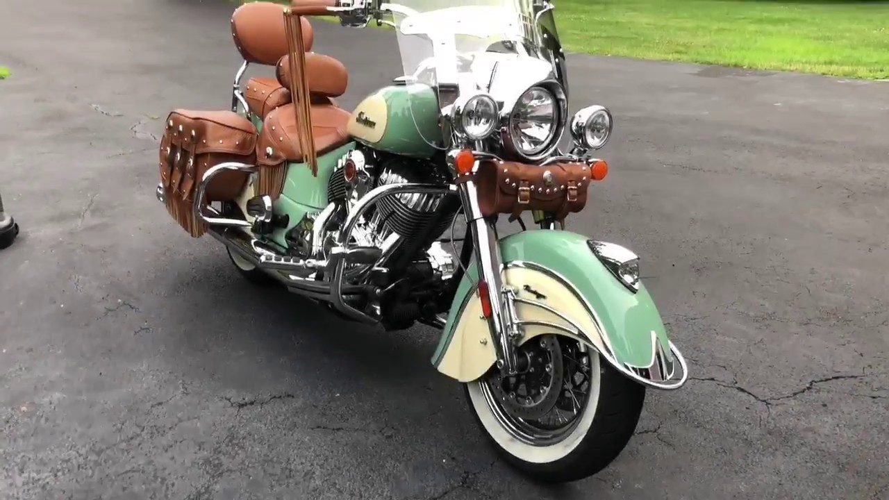 TAB Zombies on Indian Motorcycle