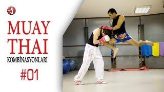 Muay Thai Kombinasyonları #01