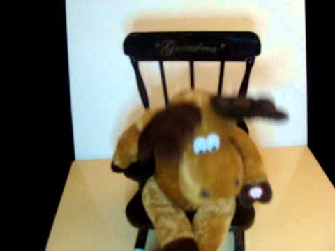 got run over by a reindeer rocking horse grandma product