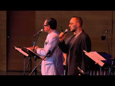 Claudia Quintet with Theo Bleckman and Kurt Elling at the Chicago Jazz Festival