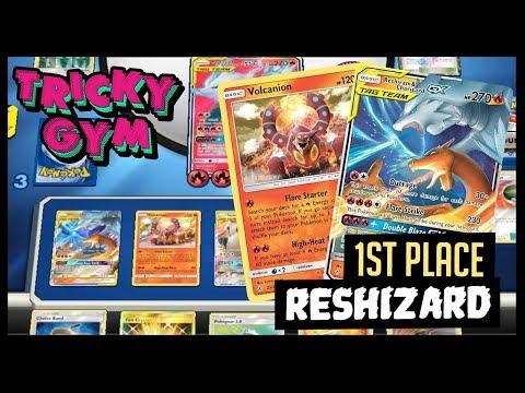 1st Place Reshiram & Charizard GX!! Pokemon TCG Online Gameplay