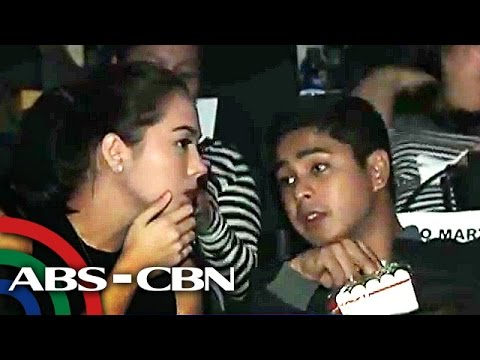 Coco, Julia on a date at 'The Love Affair' premiere night?