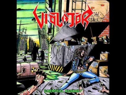 Violator-Chemical Assault [FULL ALBUM 2006]