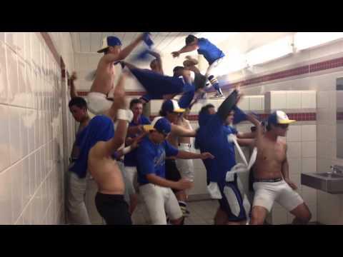 Brawley Baseball Harlem Shake