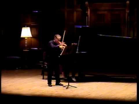 Dvorak Violin Sonata Allegro ma non troppo.mp4