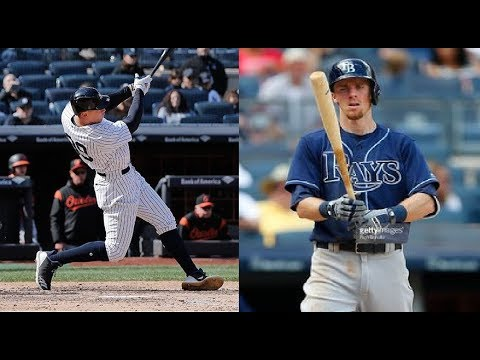 New York Yankees vs Tampa Bay Rays Highlights || July 23, 2018