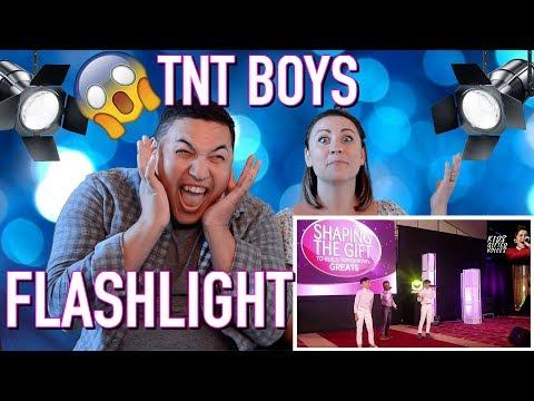 TNT BOYS - FLASHLIGHT (JESSIE J) COUPLES REACTION
