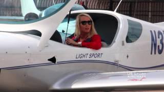 SportCruiser Discovery Flight