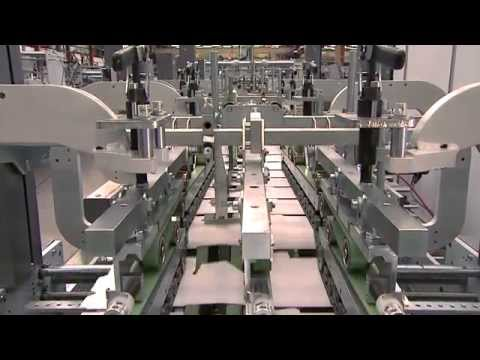 BOBST Speedwave Device - The Fastest Way To Run Crash-lock Boxes