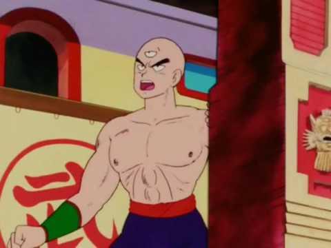 En Son Goku contra en Krilin