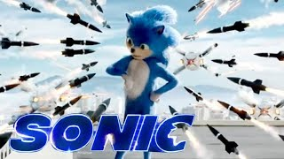 Sonic the Hedgehog Trailer #1