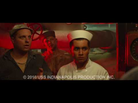 Tom Sizemore monologue from USS Indianapolis  Shark Story like Jaws