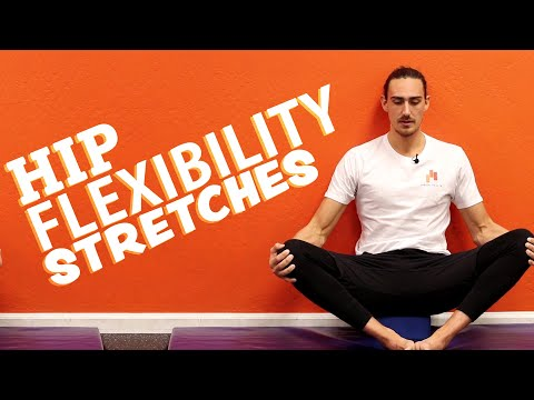 Contract relax technique: How to improve hip flexibility for beginners
