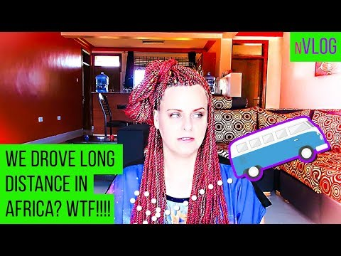 Moving in Africa | Overland by van from Kenya to Uganda #vlog #travel #movingday