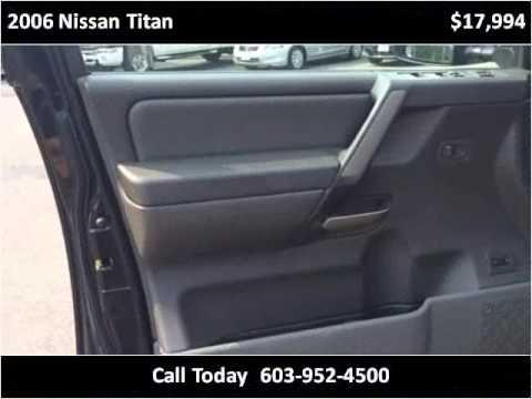2006 nissan titan used cars salem nh youtube for Mastriano motors llc diesel land truck kingdom salem nh