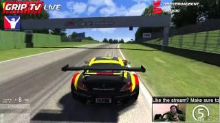 Jimmy quits sim racing...