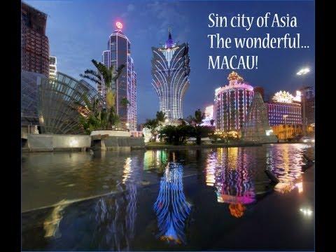 "Adventures - Macau ""The Sin City of Asia"" PT - 1"
