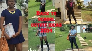 Back to School Outfit Ideas 2014 Thumbnail