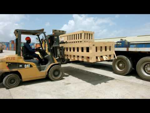 DAR ES SALAAM PORT DOCUMENTARY