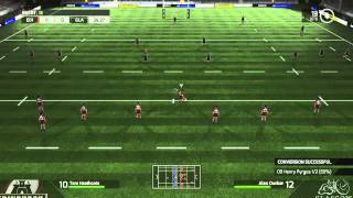 New Rugby 15 HD Gameplay (Entire Match) Glasgow vs Edinburgh