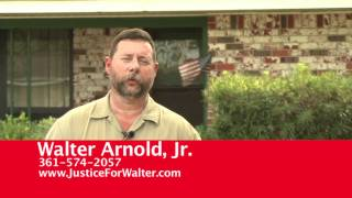 Justice for Walter Arnold