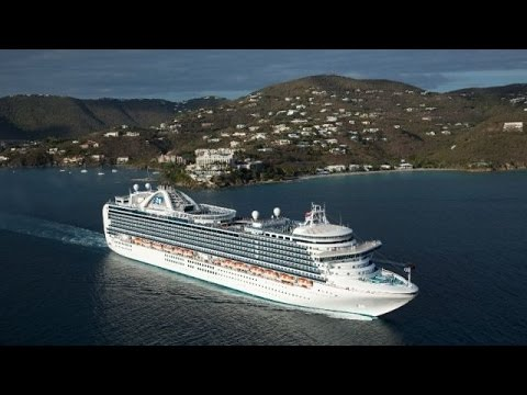Princess Cruises to pay $40M for polluting ocean