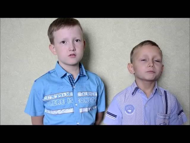 Изображение предпросмотра прочтения – Егор и ЛевПоповы читает произведение «Первый снег» И.А.Бунина