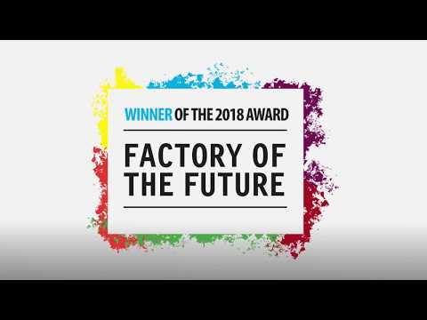 Factory of the Future 2018: Reynaers Aluminium EN