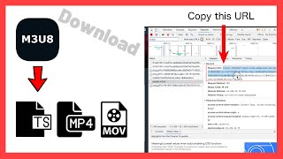 How to Download and Convert m3u8 video to TS, MP4, MOV with VLC (Mac)