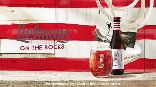 Publicité Liefmans Fruitesse: une bière belge fruitée à base de fruits et baies