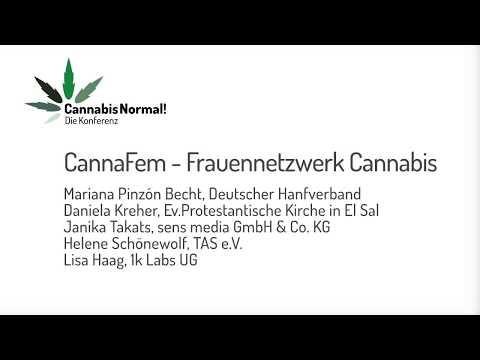 CannaFem - Frauennetzwerk Cannabis (TON) | CaNoKo! 2017