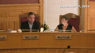 Salt Lake City Council Formal Meeting - 9/17/2019