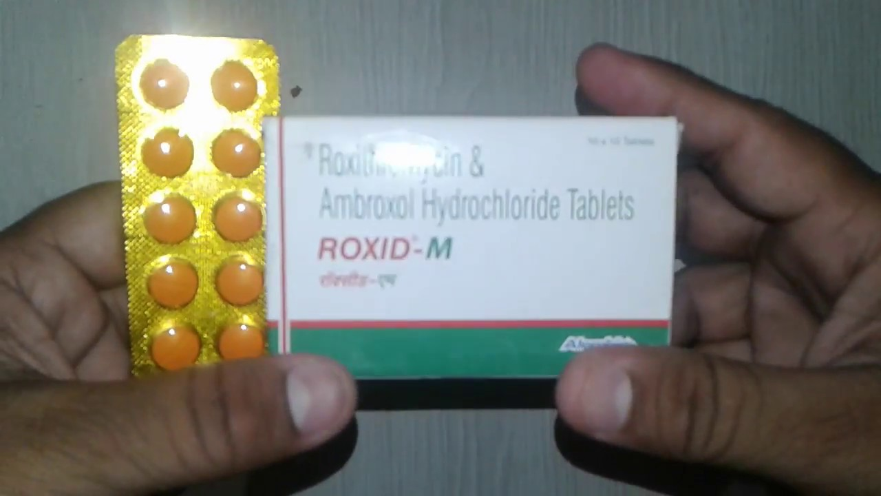 Download ROXID M Tablets review Best Medicine For Respiratory Tract Infection