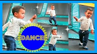 MY TODDLER DANCES BETTER THAN ME!