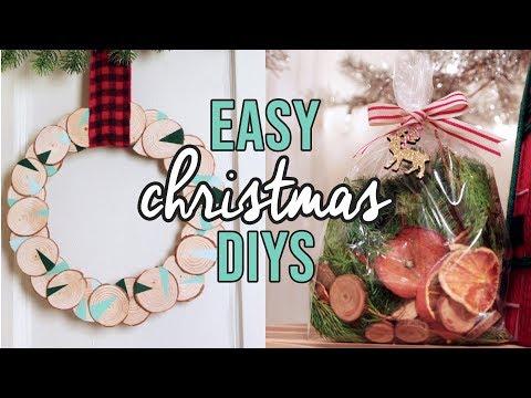 3 Easy Christmas DIYs made from Wood Slices! - HGTV Handmade