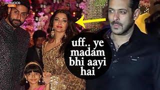 Salman Khan IGNORES Aishwarya Rai At Engagement Party Of Akash Ambani