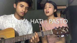 TANYA HATI (ACOUSTIC COVER) by Angelabunga