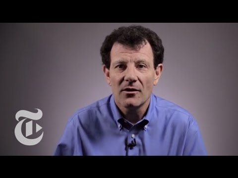 EXCLUSIVE: Nicholas Kristof Responds to Comments on '21st-Century Concentration Camps'