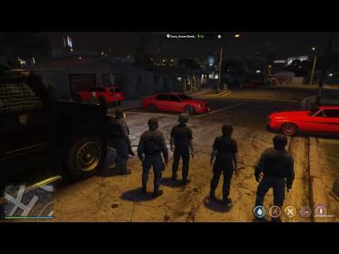 [GTA UP LIFE RP] Compilation Fun LSPD/CIVIL #4