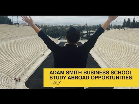 Anna's study abroad experience in Milan