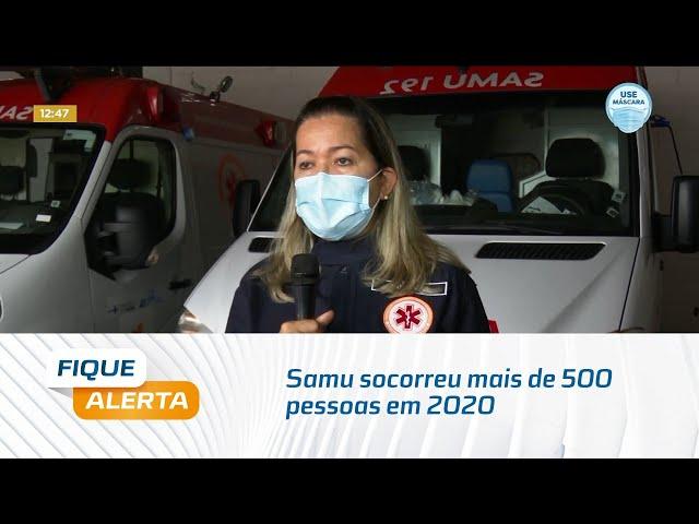 Acidente Vascular Cerebral: Samu socorreu mais de 500 pessoas em 2020