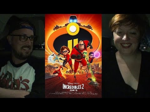 The Incredibles 2 - Midnight Screenings Review