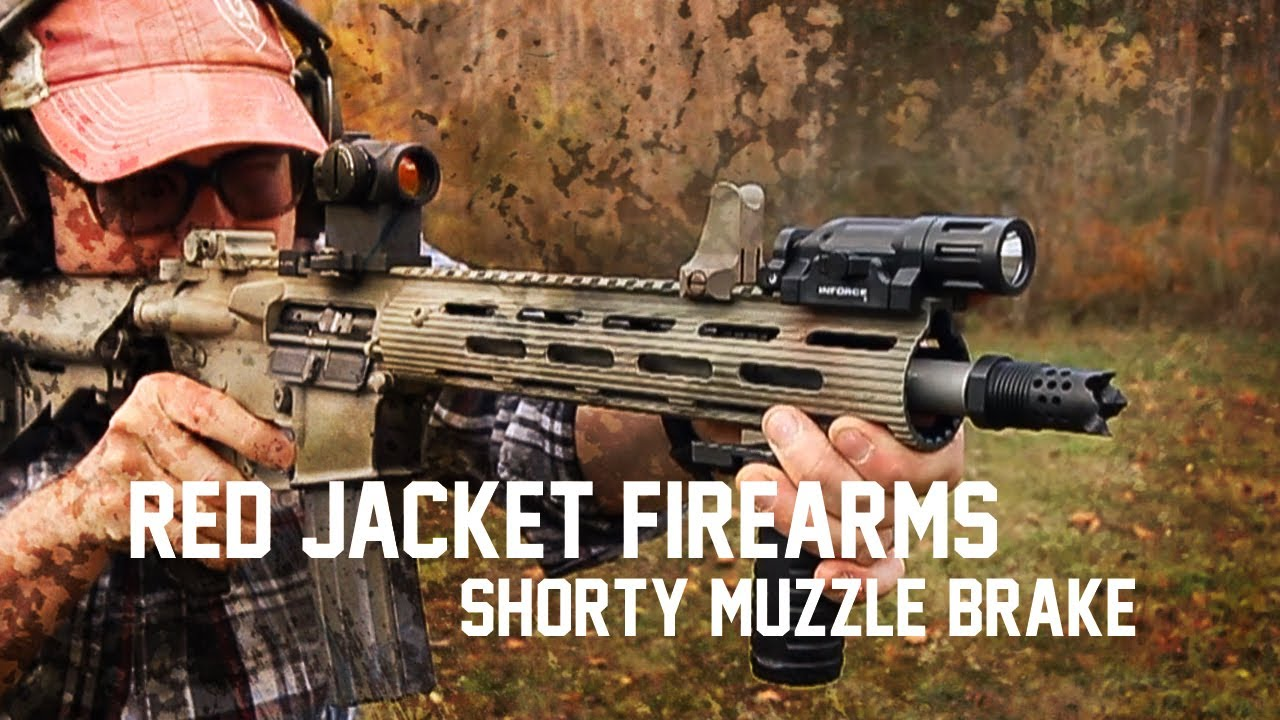Red Jacket Firearms Shorty Muzzle Brake Review